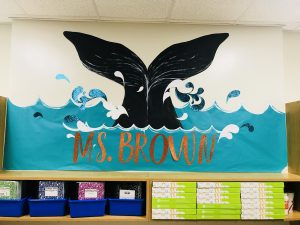 Boyd Elementary School: Patrice Brown