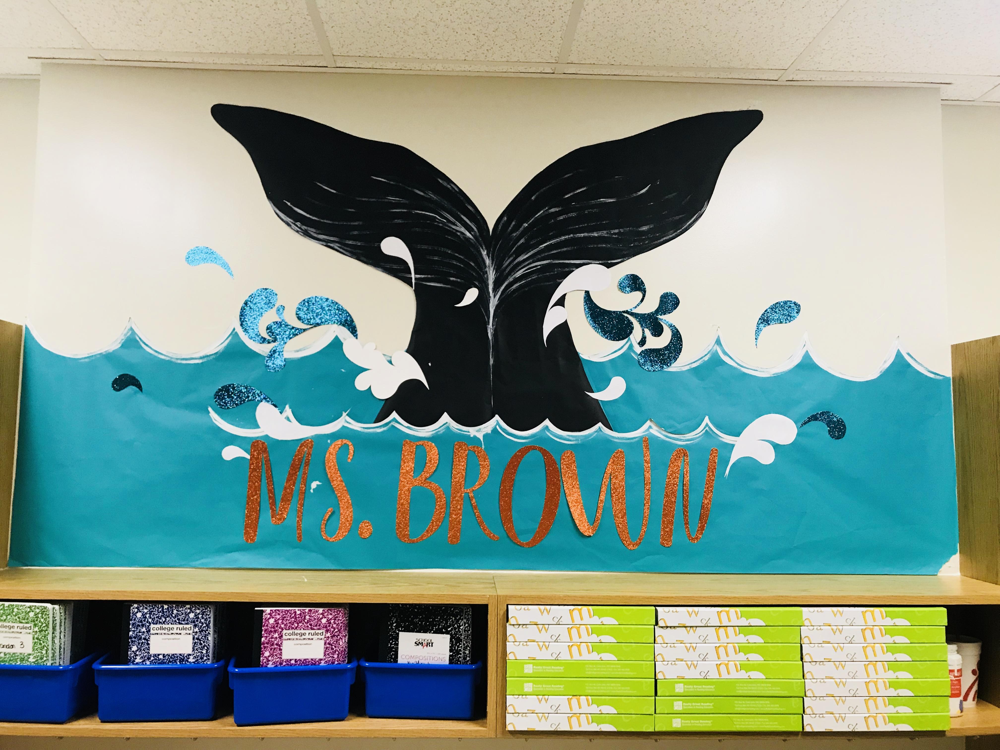 Boyd Elementary School: Patrice Brown