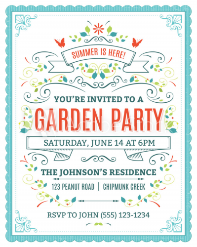 Garden Flyer Sample-01